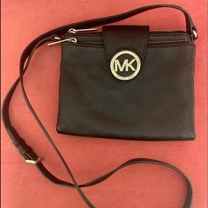 Michael Kors Crossbody Black Handbag